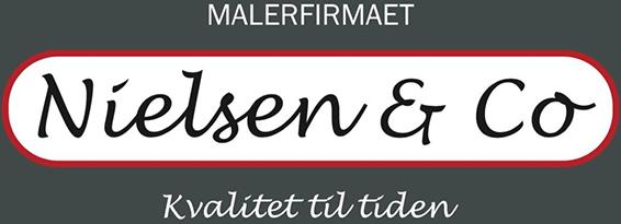 Malermester Nielsen & Co Logo
